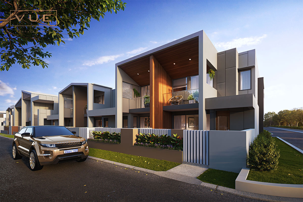 Vue terrace homes lot 233 cbd robina for Terrace homepage