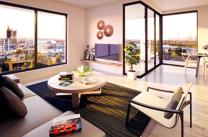 Robina Apartments