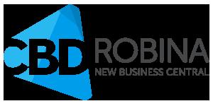 CBD Robina Retina Logo
