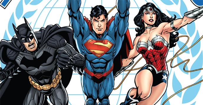 DC Comics World Record Attempt Gold Coast