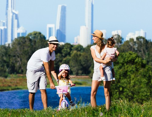 Robina City Parklands to Activate the City's Green Heart in Robina
