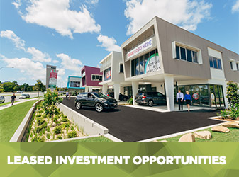 Commercial Leased Investments Gold Coast