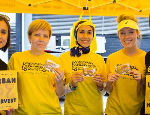 Think.Eat.Save with OzHarvest at The Kitchens, Robina