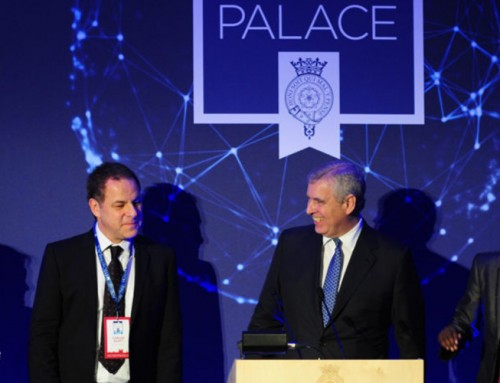 Duke of York comes to Bond for best and brightest start-ups