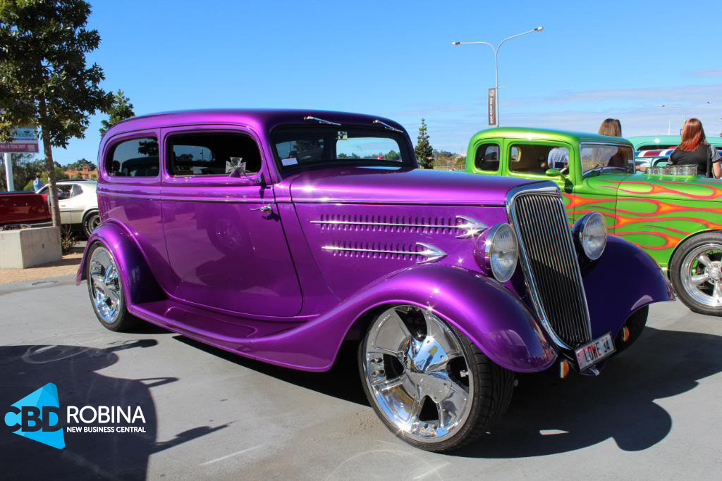 Robina Hot Rod Show