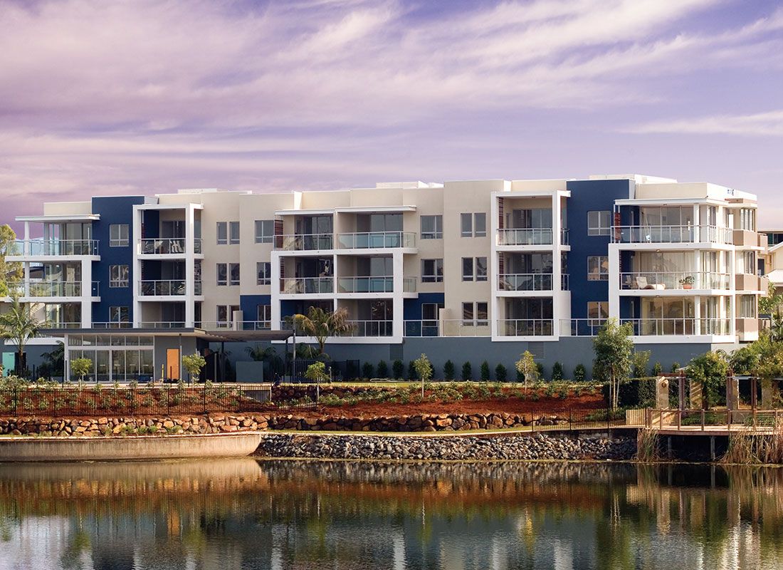 Promenade Point Apartments Robina
