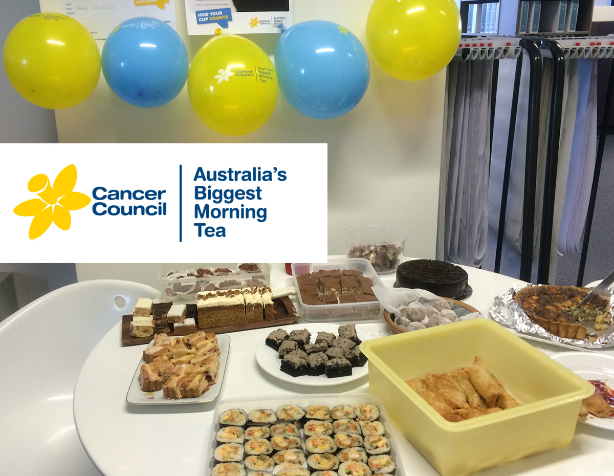 Robina S Biggest Morning Tea Raises Much Needed Funds