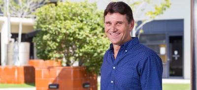 Mark Hands, CEO