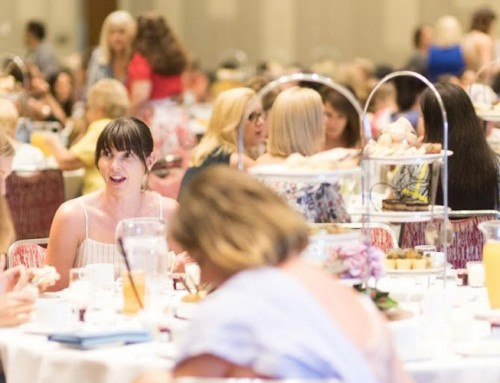 WIN: 3 tickets to Mothers' Day High Tea