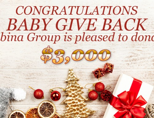 Oh Baby, a Christmas surprise for a Gold Coast charity giving back to families in need