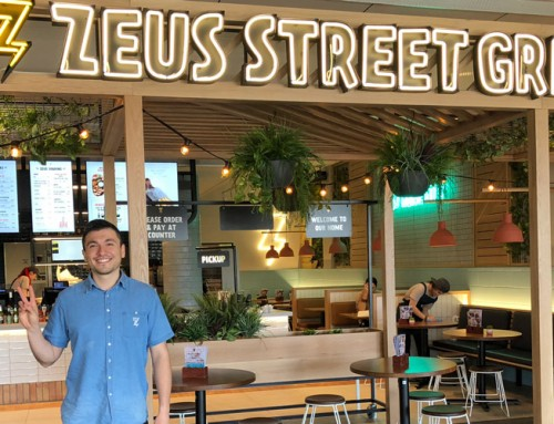 Zeus Street Greek Robina offers fresh, delicious food