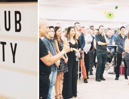 VIDEO:  Gold Coast Innovation Hub Takes Off with the help of 300 friends