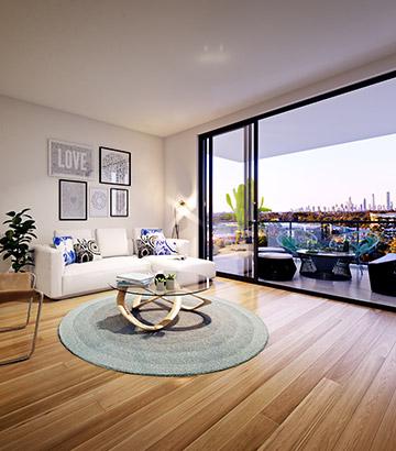 Boheme Apartment Interior