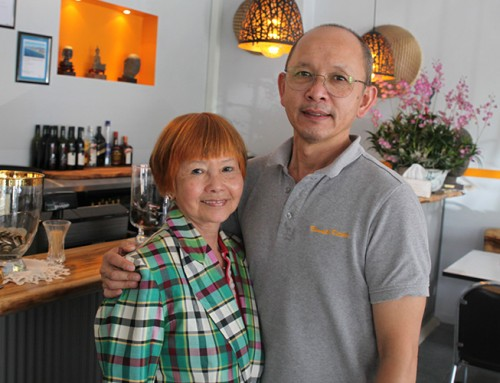 Refugee opens Queensland's only Cambodian restaurant in Robina