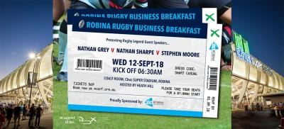 Robina Business Breakfast
