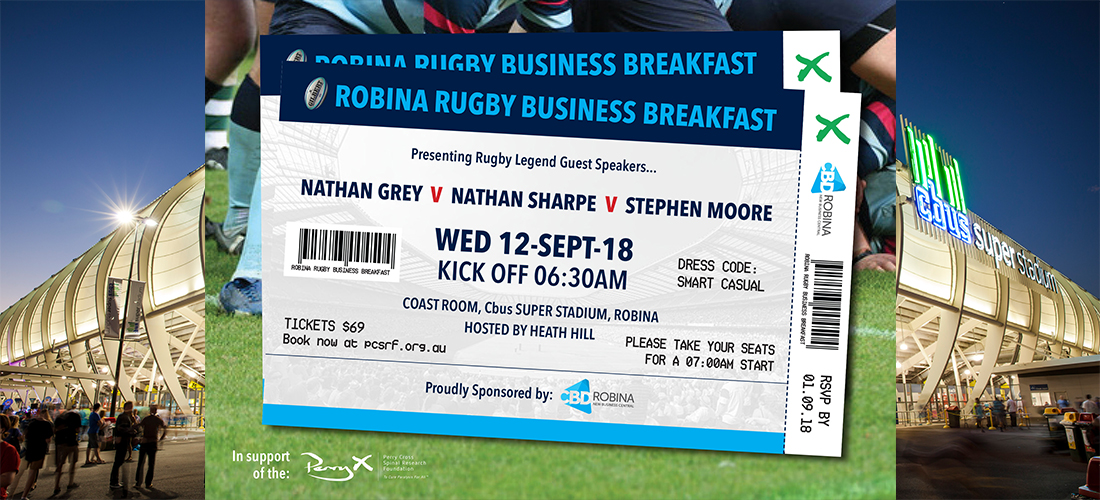 Robina Business Breakfast