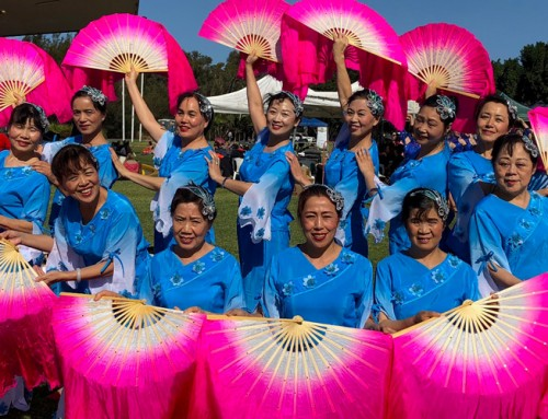 Robina-based Chinese Dance Group giving back to local community