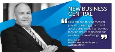 Australian Unity Chris