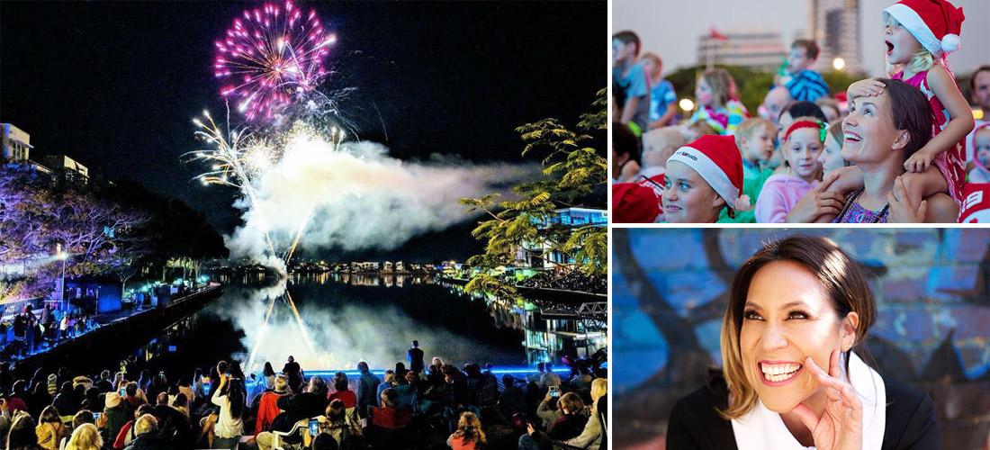 Division 11 News - Christmas, Central Gold Coast Style - CBD