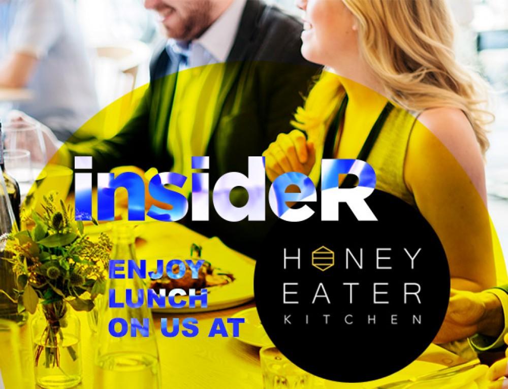 Win a $100 Honeyeater Kitchen voucher on insideR