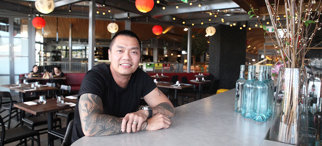 Robina Goes Mad For New Asian Fusion Eatery At The Kitchens