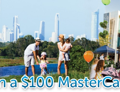 WIN a $100 MasterCard voucher with insideR