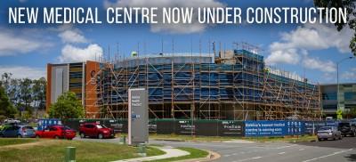 Medical Centre Under Construction