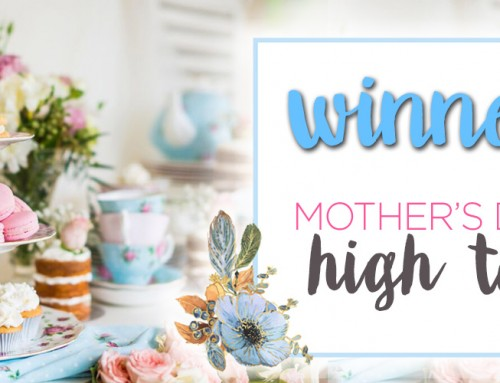 WINNER ANNOUNCED: Baby Give Back High Tea