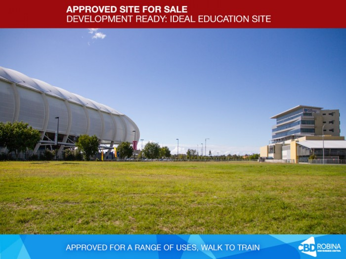 Education Site for Sale