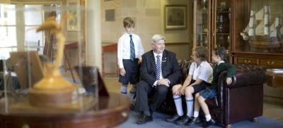 Somerset College Headmaster