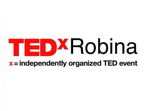TEDxRobina – Process of Creative Change
