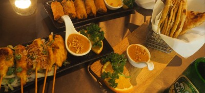 Thai on the Hill food