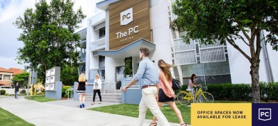 The PC Robina Office exterior
