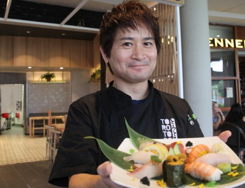Toro Toro Sushi Omakase – Japanese cuisine