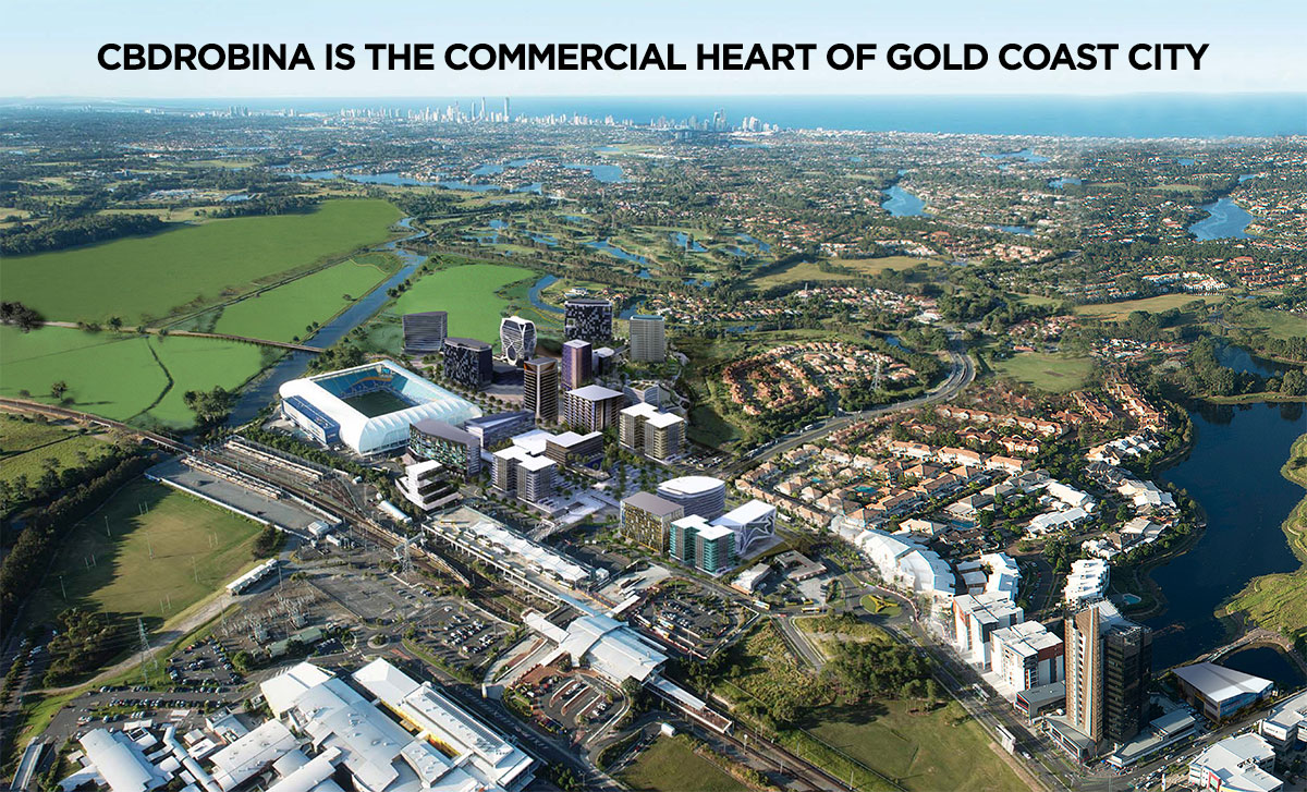 commercial real estate gold coast
