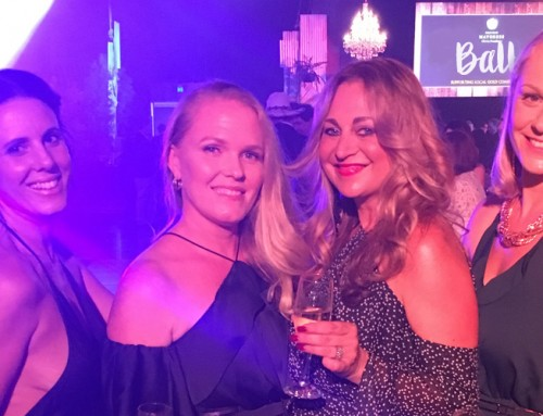 Mayoress Tate unites Gold Coast community with popular charity ball