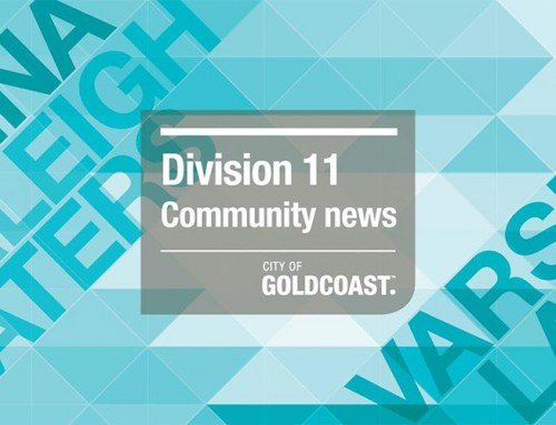 City of Gold Coast Division 11 Community News for May 2018