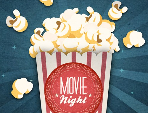 The lucky winner of dinner and a movie is…