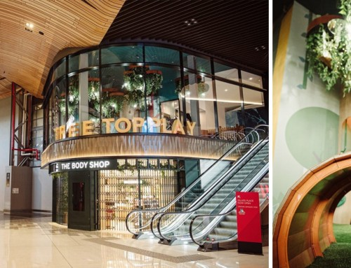 Exciting new retailers and play area now open in Robina Town Centre's Central Malls