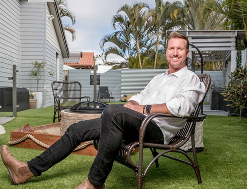 Robina resident and TV presenter Paul Burt tells us what he loves about Robina