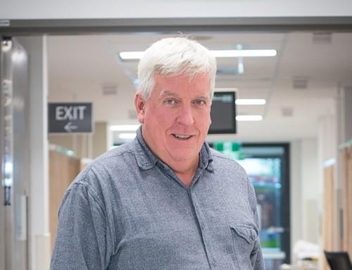 Robina Hospital Director of Emergency, Associate Professor David Green