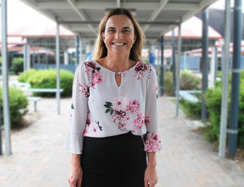 Meet the Principal:  Robina High's Julie Warwick