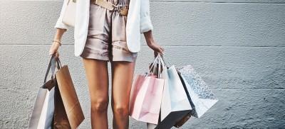 Shopping in Robina