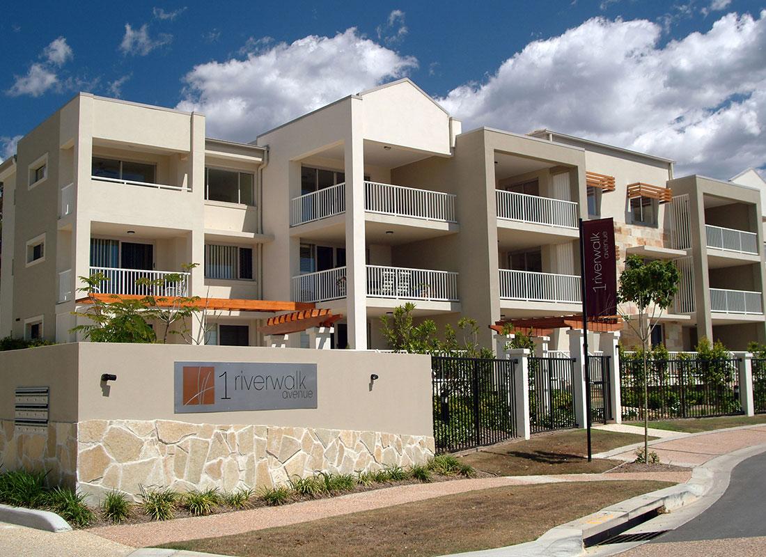 1 Riverwalk Apartments