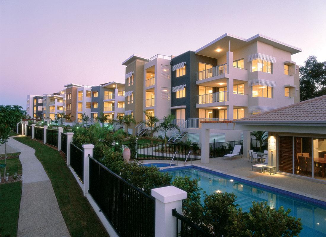 64 Riverwalk Apartments