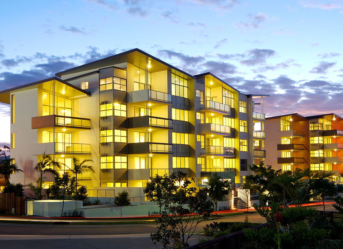 Greenwich Apartments Riverwalk Robina