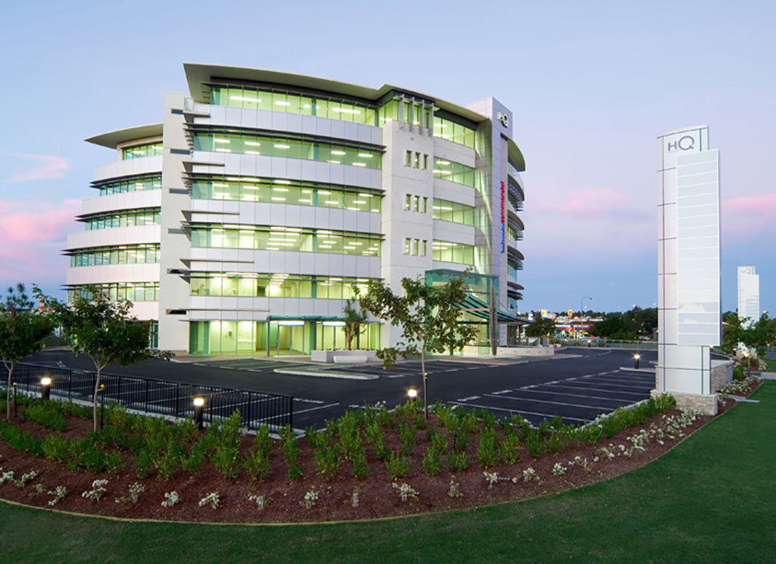 HQ Commercial Offices Robina