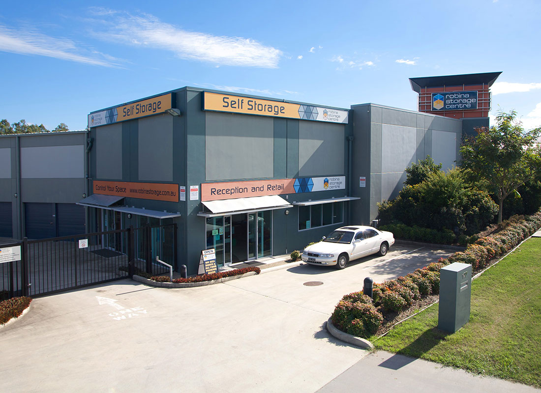 Robina Storage Centre