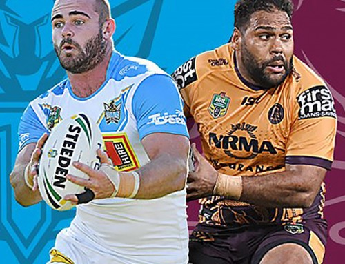 Titans vs Broncos: Home Match at Cbus Super Stadium