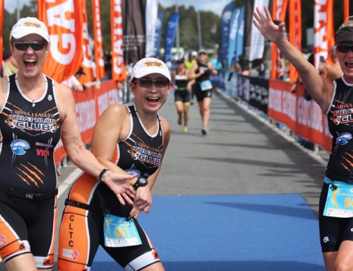 Queensland Triathlon Series – Round 1 – Robina